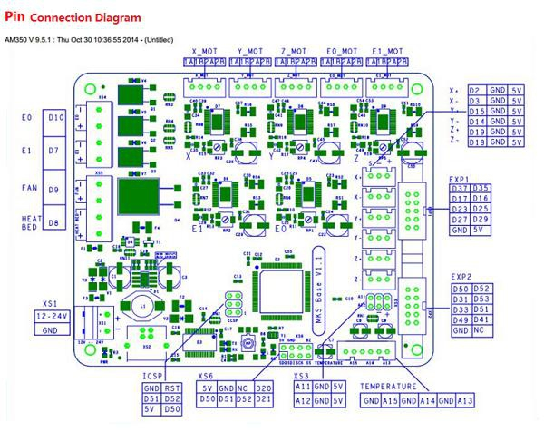 Pin for Fans on the MKS Base v1.3 (RAMPS Clone) - Repetier-Forum Ramps Wiring Diagram Cloner on